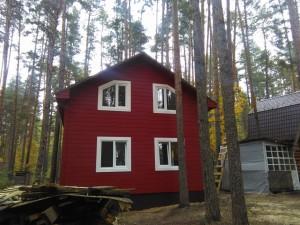 дачный дом 6,0 x 7,0